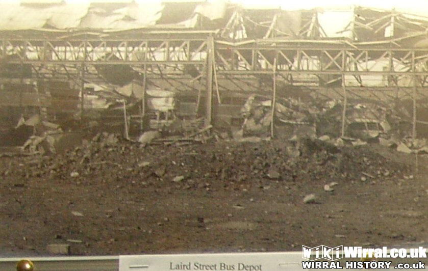 Laird St bus depot bomb damage resized.jpg