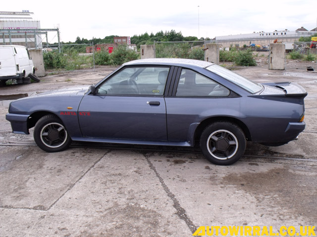 For Sale Opel Manta Gt E Wirral Wikiwirral Co Uk