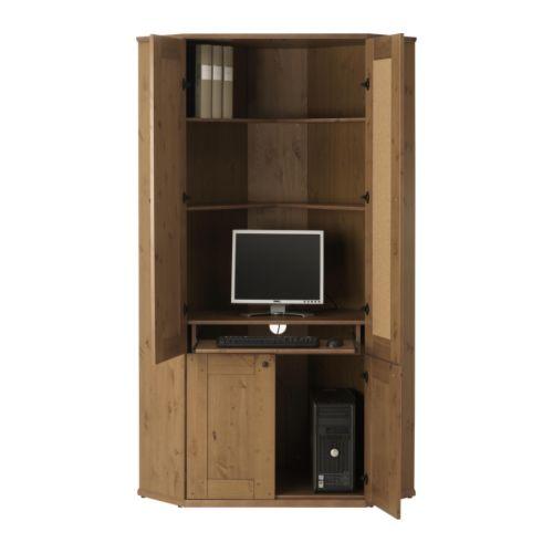 for sale ikea alve corner workstation wirral. Black Bedroom Furniture Sets. Home Design Ideas