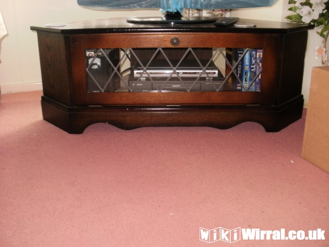 Solid Wood 1960 39 S Bedroom Set And Tv Unit For Sale